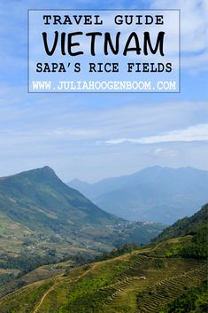 Everything you need to know for your trip to Sapa. How to get there, where to stay and what to do to explore these beautiful Vietnam's rice fields as a true backpacker. In Plan, How To Plan, Beautiful Vietnam, Backpacker, Hanoi, North West, Travel Guides, Fields, Around The Worlds