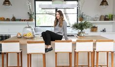 Jenni Kayne talks must-haves, daily uniforms and last meals in this feature on The New Potato. | Jenni Kayne home & style