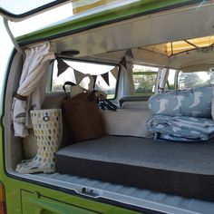 .     After a lot of blood, sweat and tears, our camper 'Lewes'has had a complete internal renovation!   Its been hard work to do it oursel...