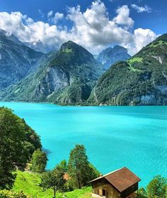 Swiss greens are the best nature greens Beautiful Nature Pictures, Amazing Nature, Beautiful Landscapes, Beautiful Places In The World, Places Around The World, Travel Around The World, Places To Travel, Places To Go, Travel Destinations