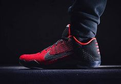 """A Detailed Look At The Nike Kobe 11 """"Achilles Heel"""" - SneakerNews.com"""