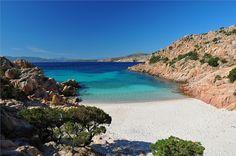 Cala Coticcio Pesquisa Google Maddalena Archipelago Sicily Italia Paradise Travel Tourism