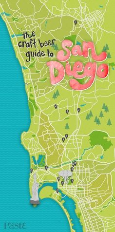 The Craft Beer Guide To San Diego