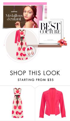 """""""#Barbie #girl"""" by noufani1 ❤ liked on Polyvore featuring Marni, maurices, Nine West, women's clothing, women's fashion, women, female, woman, misses and juniors"""