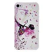 Fairy Butterfly Pattern Transparent Frame PC ... – EUR € 2.75