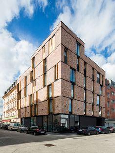 BWM Architekten und Partner, Hotel Caroline, Wien, 2016