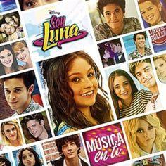 Soy Luna Musica En Ti Soundtrack Brand Sealed Cd 2016 Disney