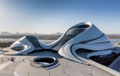 China en contra de la arquitectura rara