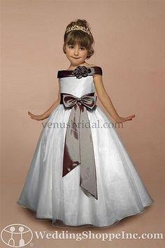 Flower Girl Dresses Venus LM3450 Flower Girl Dress Image 1