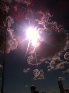 Nuvole .... Sole e noia....