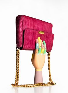 Photo by Jenny van Sommers. We sell articulated wooden hands at Mannequin madness Buy one and use as the form for paper mâché forms Bag Display, Visual Display, Ugly Socks, Foto Still, Shoes Editorial, Mannequin Display, Still Life Photographers, Handbag Stores, Wooden Hand