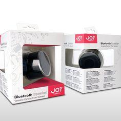 Joy Labs® BT Speaker Package by http://www.cre8-designstudio.com