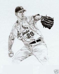 Chris Carpenter   Morgan Tate's Baseball #....I love it!