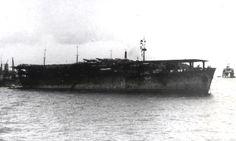 Imperial Japanese Navy aircraft carrier chuyo [空母 冲鷹]大鷹型の1隻 客船新田丸を航空母艦に改造 起工/1938年12月14日 進水/1939年5月20日 就役/1940年3月23日「新田丸」として竣工 1942年11月25日空母へ改装完了 その後/1943年12月4日戦没 除籍/1944年2月5日 排水量/基準:17,830トン、公試:20,000トン 全長/180.24m 水線幅/22.5m 全幅/00.0m 吃水/8.00m 飛行甲板/長さ:172.0m x 幅:23.7m 主缶/三菱式水管缶4基 主機/三菱ツェリー式タービン2基2軸 25,200馬力 最大速力/21.0ノット 兵員/約850名 兵装/12.7cm連装高角砲4基 25mm3連装機銃10基 搭載機(常用+補用)/艦上戦闘機 9+2機 艦上攻撃機 14+2機 合計23+4機