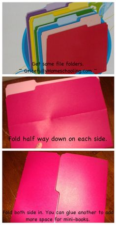What's a unit study and a lapbook? How to make a lap book and incorporate them into organizing your unit study.