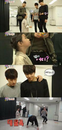 "Haru Unknowingly Humiliates WINNER's Kang Seung Yoon on ""Superman Returns"""
