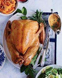 Simplest Roast Turkey ~ Stylishly Home