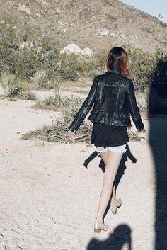 We love @taramasud adventuring in her own pair of Modern Vice booties!