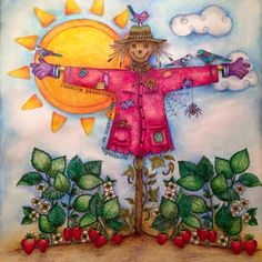 """Johanna Basford 