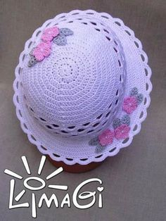 Newborn Crochet Patterns, Crochet Baby, Knit Crochet, Pamela, Kids Hats, Diy Accessories, Diy For Kids, Headbands, Lily