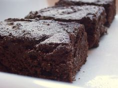 Coconut Flour Brownies (Dairy & Gluten-Free)