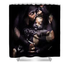 Black Beauty African American Art Shower Curtain by Amy Anderson. This shower curtain is made from polyester fabric and includes 12 holes at the top of the curtain for simple hanging. The total dimensions of the shower curtain are wide x tall. Budget Bathroom Remodel, Bathroom Renovations, Cool Shower Curtains, Photo Wall Decor, New Bathroom Ideas, African American Art, Curtains For Sale, Amazing Bathrooms, Fine Art America
