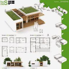 Tiny House - Blueprint