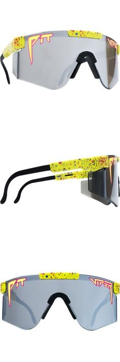 69abe43cb2 Other Mens Eyewear 179242  Pit Viper Mirrored Lens Sunglasses -  BUY IT NOW  ONLY   88.95 on eBay!