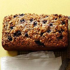 Blueberry-Coconut Banana Bread From Better Homes and Gardens, ideas and improvement projects for your home and garden plus recipes and entertaining ideas.