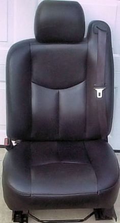 1999 To 2006 Chevrolet Or GMC Drivers Side Work Truck Bucket Seat Cover