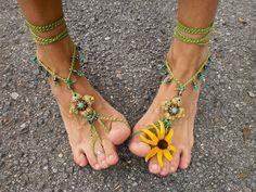 DIY anklet.