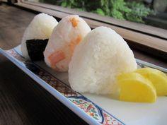 Onigiri (Omusubi) the Japanese Rice Balls for Breakfast, Toddler treat, Lunch, Dinner, Snack. #healthy #recipe