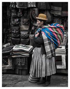 Boliviana by fegari