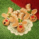 How to Decorate Gingerbread Cookies for the New Year — 7 Unexpected Ideas Ginger cookies - a hit of New Year's holidays. Love the oven, but want to decorate the cookie in a special way? We share ideas with you, we are sure you will like it! Cute Christmas Cookies, Christmas Snacks, Iced Cookies, Christmas Cooking, Holiday Cookies, Almond Cookies, Chocolate Cookies, Christmas Tree, Decorated Christmas Cookies