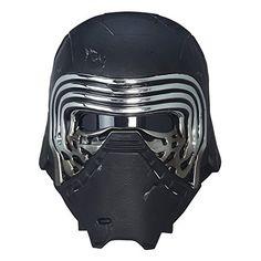 Star Wars The Black Series Kylo Ren Voice Changer Helmet