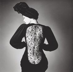 Phtograph JeanLoup Sieff for Yves Saint Laurent in 1970...