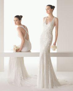 Icono - Soft by Rosa Clará 2015 Bridal Collection