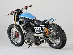 Harley-Davidson XLST3 by Shaw Speed And Custom