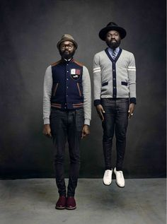 """The Brooklyn Circus/BKcSS15 """"Old Becomes New"""" Lookbook"""