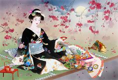 Japanesefashion  Painter Haruyo morita  ♡♡♡