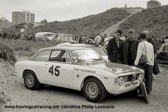 Pictures - 1966 Dutch GP Slotemaker Alfa Romeo GTA