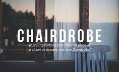 Neue Wörter für diese, unsere Welt