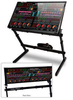 My next DJ gadget. Emulator DVS | SmithsonMartin Inc.