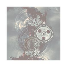 steampunk ❤ liked on Polyvore featuring backgrounds, steampunk, effects, screens, texture, phrase, quotes, saying and text