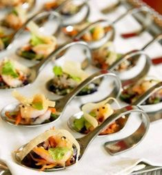 Awesome 20+ Delicious Savory Fall Wedding Appetizers Ideas