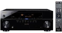 Pioneer VSX-33 Elite Audio/Video Multi-Channel Receiver,
