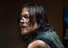 Daryl Dixon (Norman Reedus) in Episode 11 Photo by Gene Page/AMC