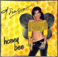 Honey bee @Lady T!!!