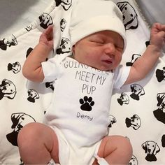 Baby Items For Dog Lovers (@monofaces) • Instagram photos and videos Plush Baby Blankets, Vizsla, Newborn Gifts, Baby Items, Dog Lovers, Pup, Organic Cotton, Gift Ideas, Photo And Video