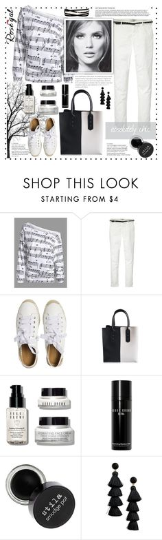 """Rosegal"" by natalyapril1976 on Polyvore featuring Mode, Maison Scotch, Matt Bernson, Bobbi Brown Cosmetics, BaubleBar, Kenneth Jay Lane und vintage"